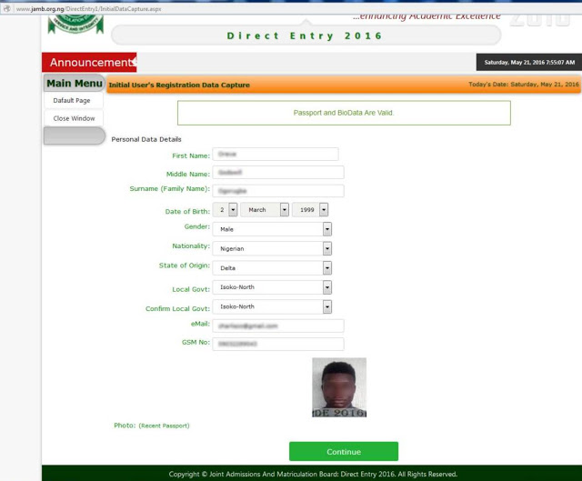 jupeb registration