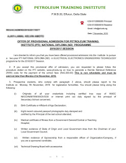 pti-admisson-letter
