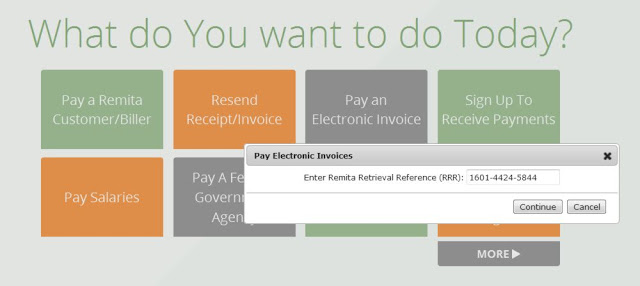 generate remita payment reference (rrr) code