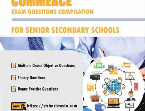 Commerce Exam Questions for Senior Secondary School