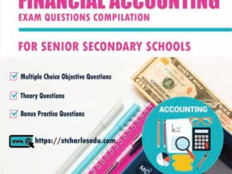 Financial Accounting Questions for SS1