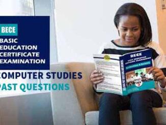 Junior WAEC Computer Studies Past Questions