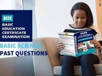 Junior WAEC Basic Science Past Questions