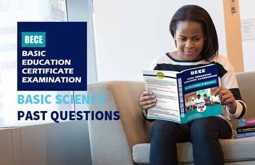 Junior WAEC Basic Science Past Questions