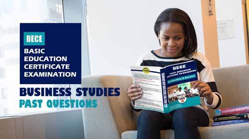 Junior WAEC Business Study Past Questions