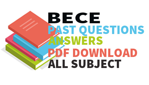 Junior WAEC Past Questions