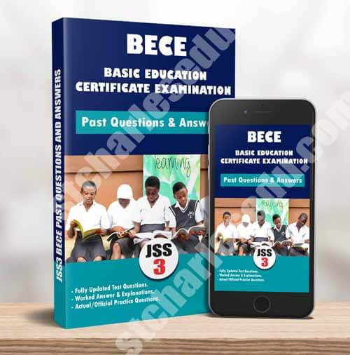 JHS BECE Past Questions – Full Package – Passco.Org