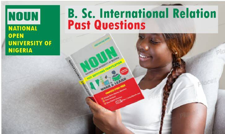 International Relations NOUN Past Questions Paper Download