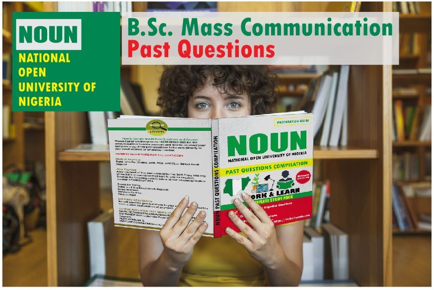 Mass Communication NOUN Past Questions Paper Download