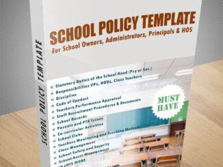 School Policies in Nigeria