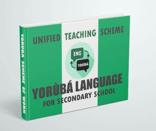 Scheme of Work on Yoruba Language
