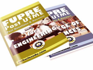 FUPRE Post-UTME-Past-Questions-Engineering-Science