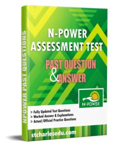 Npower Aptitude Assessment Test Past Questions
