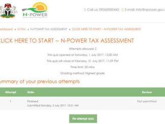 Past Npower Interview Questions