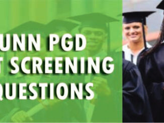 UNN Postgraduate Aptitude Test Past Questions