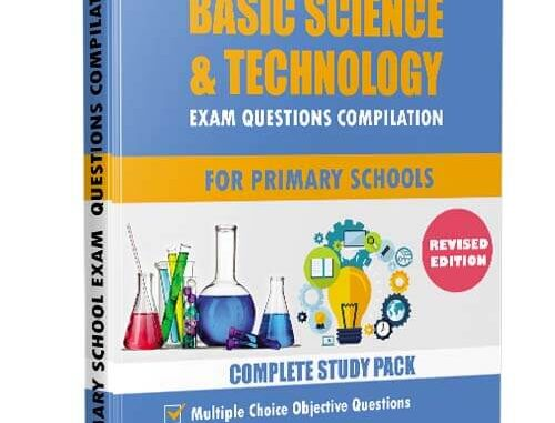 Nigeria Primary School Basic Science Technology Questions