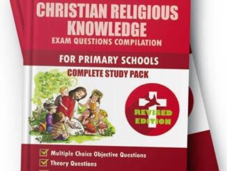 CRK Exam Questions for Primary Schools in Nigeria