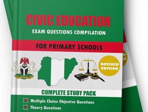 Nigeria Primary School Civic Education Exam Questions