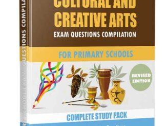 Nigeria Primary School Cultural and Creative Arts Exam Questions