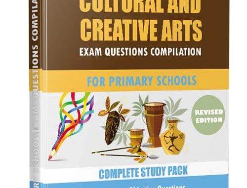 Nigeria Primary School Cultural and Creative Arts Exam Questions