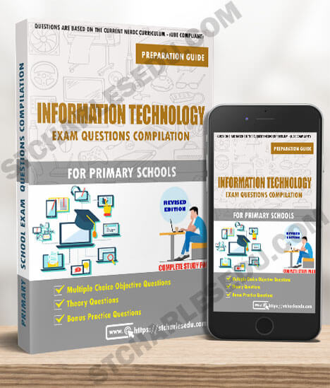 ICT Exam Questions for Primary Schools