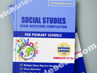 Social Studies Exam Questions for Primary Schools