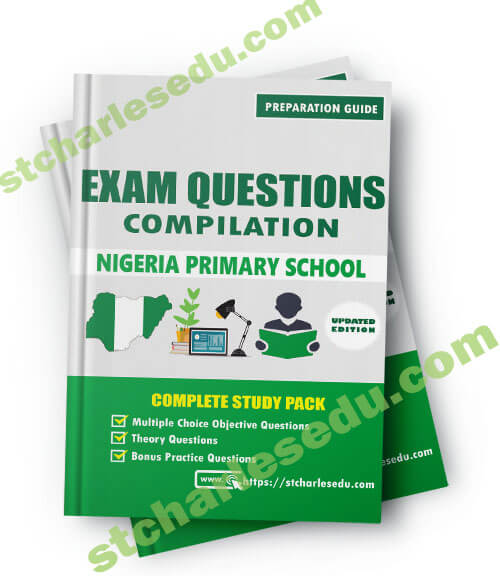 Primary Schools Questions Paper