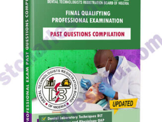 DTRBN Exam Past Questions