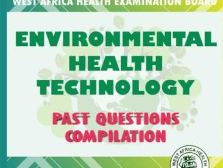 WAHEB HND Environmental Health Exam Past Questions
