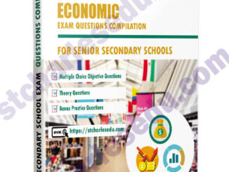 Economics Exam Questions Paper for SS1, SS2, SS3